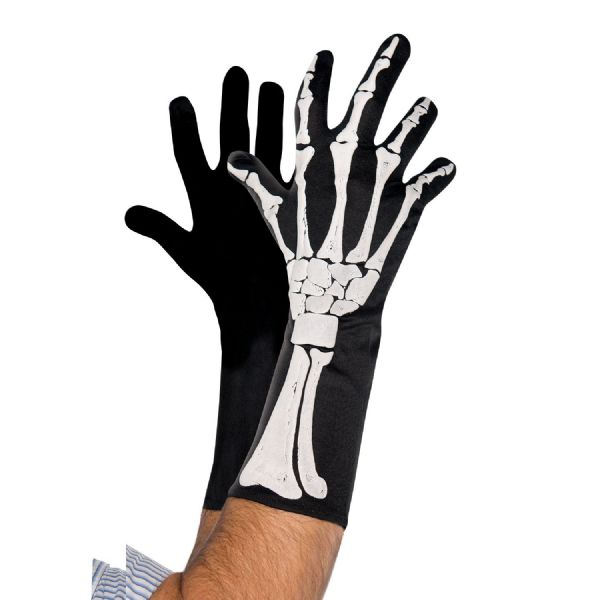 3D Gloves Halloween Fancy Dress Outfit Accessory